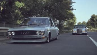 Audi ir Mercedes