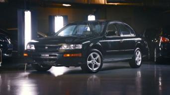 Nissan Maxima V6