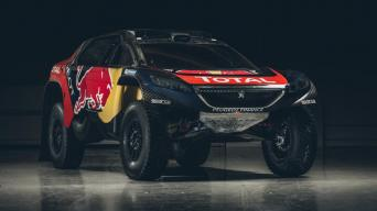 Peugeot 2008 DKR/Gamintojo nuotrauka