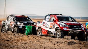 Dakaro ralis 2020/Ryčio Šeškaičio nuotrauka