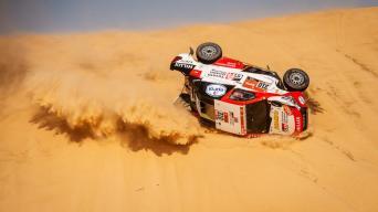 Fernando Alonso avarija/Ryčio Šeškaičio nuotrauka