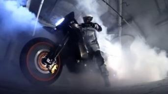 AWD motociklas