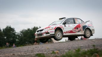 300 Lakes Rally 2016/Vytauto Pilkausko nuotrauka