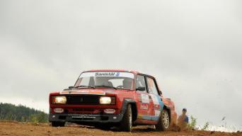 300 Lakes Rally - LADA VFTS 2013