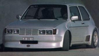 Sbarro Golf 300S