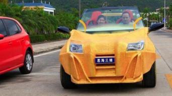3D automobilis