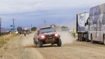 Dakaro ralis 2017/Gedmanto Kropio nuotrauka
