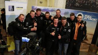 Antanas Juknevičius ir Darius Vaičiulis/Gedmanto Kropio nuotrauka