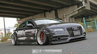 Audi A7 Sportback Liberty Walk