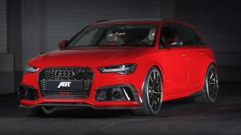 Audi RS6+