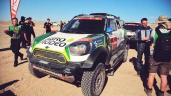 Agrorodeo Dakar/Edgaro Buiko nuotrauka