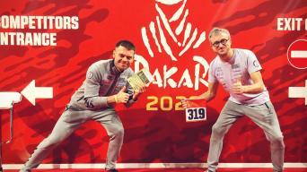 Dakaro ralis 2020/Edgaro Buiko nuotrauka