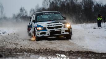 Rally Alūksnė 2018/Alfonso Rakausko nuotrauka