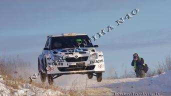 Rally Alūksne/Dariaus Kibirkščio nuotrauka