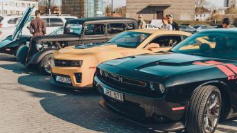 Amerikietiškų automobilių susitikimas/Garažo raktai nuotrauka