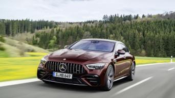Mercedes-Benz AMG GT 4-Door Coupé