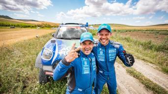 Andalucia Rally 2021/Vytauto Dranginio nuotrauka