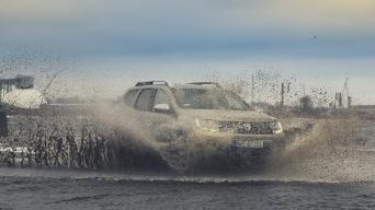 Dacia Duster/Vytauto Pilkausko nuotrauka