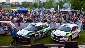 Rally Elektrėnai