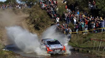 Argentinos ralis/Hyundai Motorsport nuotrauka