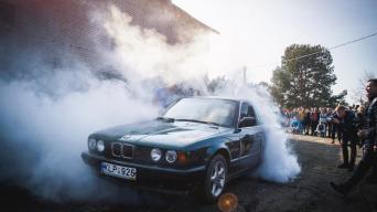 Burnout fiesta/Deividas Vaitele Photography nuotrauka