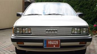 Audi 5000S Turbo