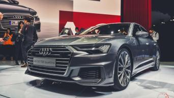 Audi A6/Vytauto Pilkauko nuotrauka