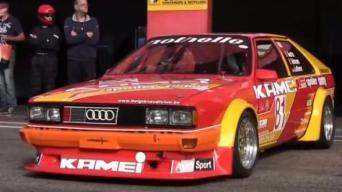 Audi Coupe Kamei