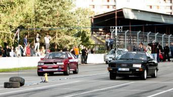 Audi Megameet