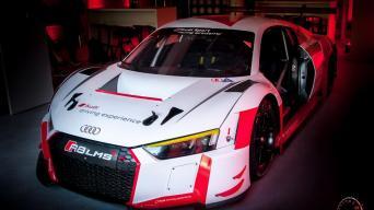 Audi R8 LMS GT3/Vytauto Pilkausko nuotrauka