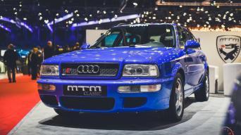 Audi RS2 Avant MTM/Vytauto Pilkausko nuotrauka