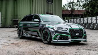 Audi RS6-E Avant ABT