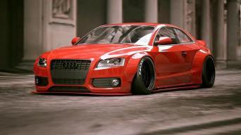 Audi S5 Liberty Walk/Gamintojo nuotrauka