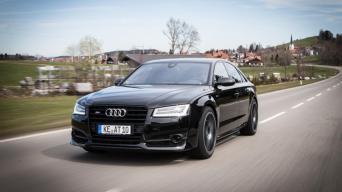 Audi S8 Plus ABT