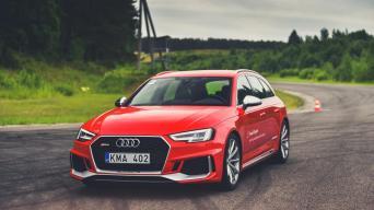 Audi Sport driving academy