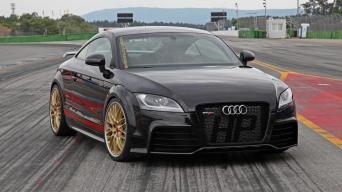 Audi TT RS Hperformance/Gamintojo nuotrauka