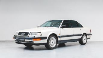 Audi V8/Bourguignon Classics nuotrauka