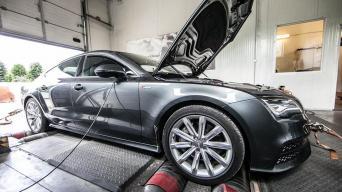 Automobilių variklių galios didinimas/Startline nuotrauka