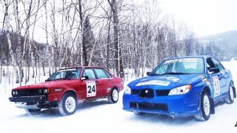 Audi ir Subaru