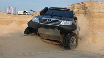 Benedikto Vanago pasiruošimas Dakaro raliui/Vytauto Pilkausko nuotrauka