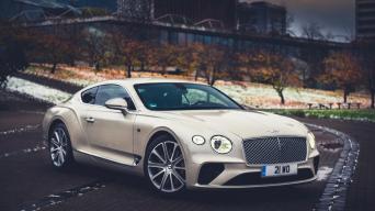 Bentley Continental GT/Vytauto Pilkausko nuotrauka