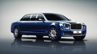 Bentley Mulsanne Grand Mulliner