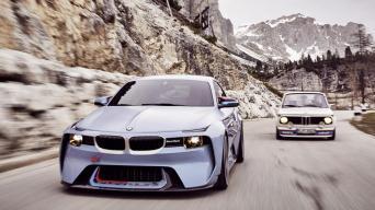 BMW 2002 Hommage Concept 2016