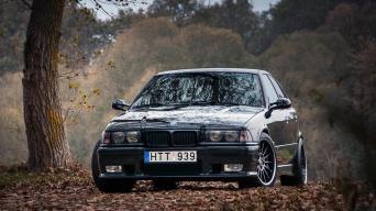 BMW 328i E36/Vytauto Pilkausko nuotrauka