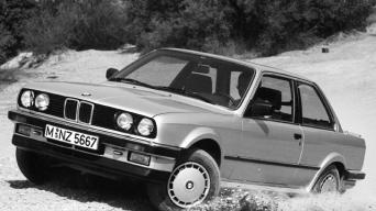 BMW 3-Series istorijos pradžia