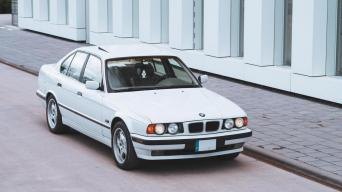 BMW E34 5 series/Autoplius.lt nuotrauka