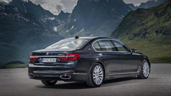 BMW 7-Series iPerformance