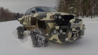 BMW 766