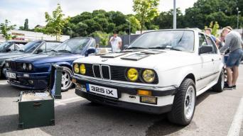 BMW E30 susitikimas/Karolinos Dauskurdytės nuotrauka