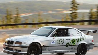 Elektrinis BMW E36 M3